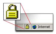 SSL E-commerce security
