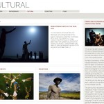 Photojournalism Website Cultural Section